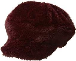 Steve Madden - Fur Baker Hat