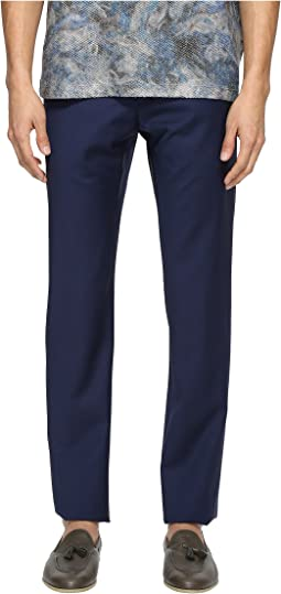 Basic Wool Classic Trousers