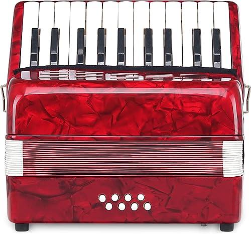 Classic Cantabile Secono Enfants, 8 basses rouge