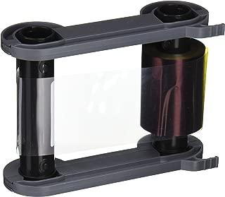 Evolis R5F008AAA Consumables, YMCKO Color Ribbon, Primacy Compatible, 300 Prints, 1 Roll