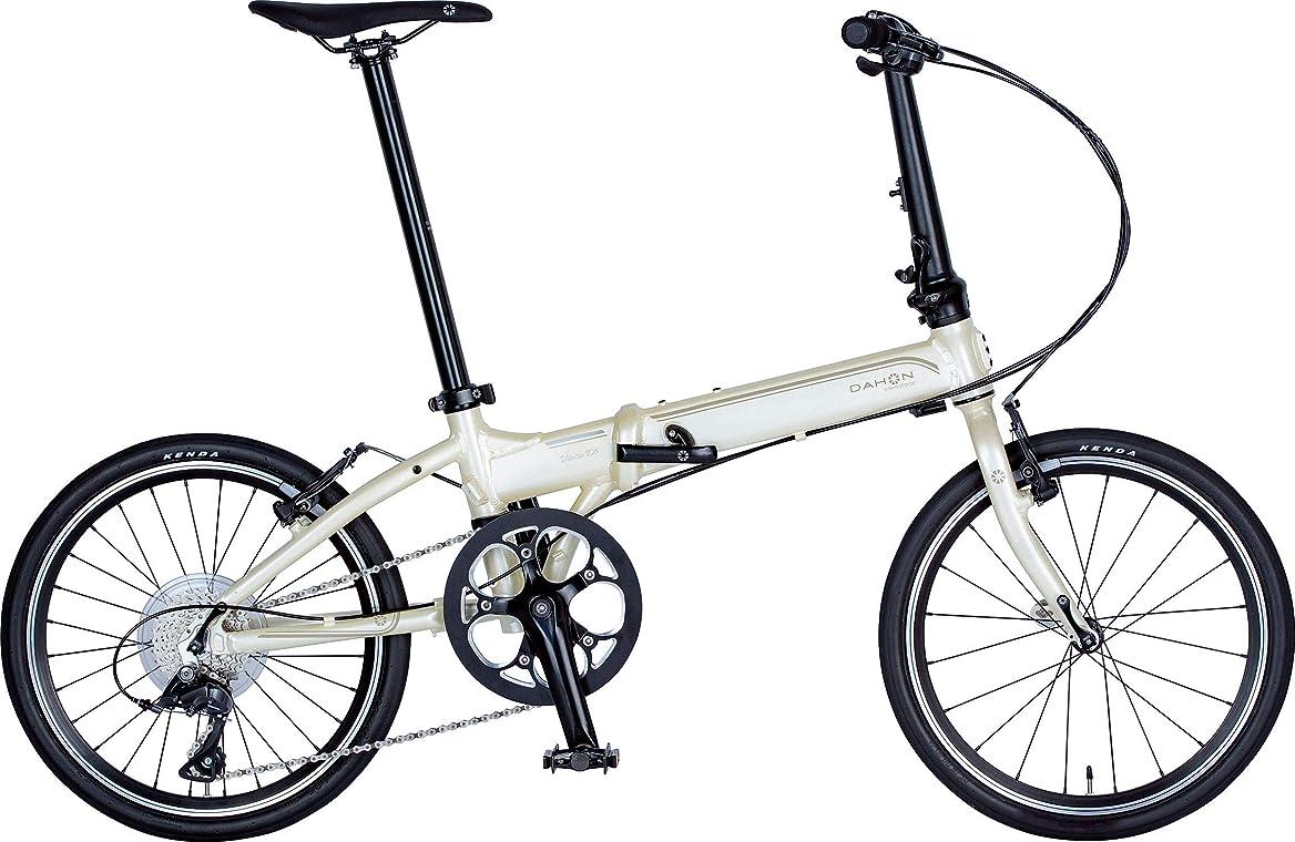 リッチ群集引き算ダホン(DAHON) Vitesse D8 インターナショナルモデル フォールディングバイク 20インチ 2019年モデル [外装8段変速 アルミフレーム] KMA082