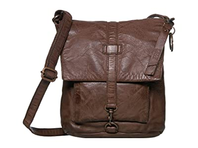 FRYE AND CO. Rubie Crossbody (Dark Brown) Cross Body Handbags