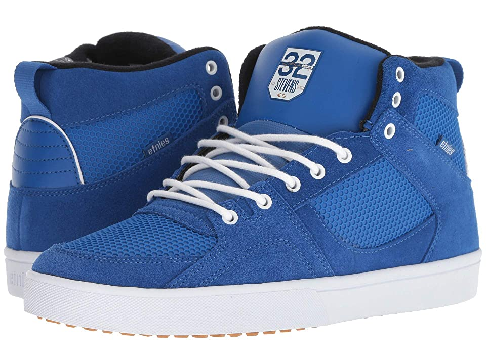 etnies Harrison HTW X 32 (Blue/White/Gum) Men