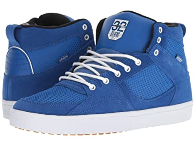 etnies Harrison HTW X 32 (Blue/White/Gum) Men