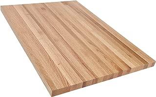 Oak Countertop 1-1/2