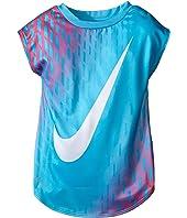 Nike Kids - Swoosh™ Gradient Dri-FIT™ Tee (Toddler)