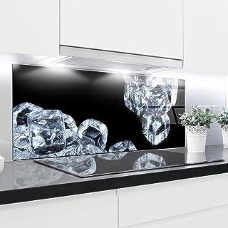 Paneles de cristal cocina Splashback–Bañador