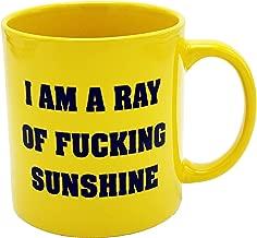 Island Dogs I Am A Ray of Fucking Sunshine Coffee Mug