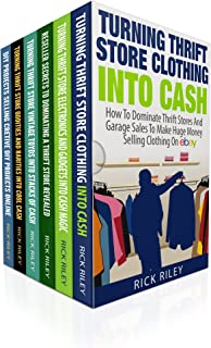eBay Strategies And Thrifting Secrets Box Set (6 in 1): Lear