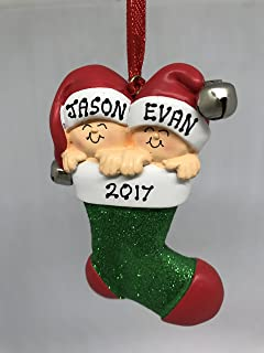 Best twins first christmas ornament Reviews