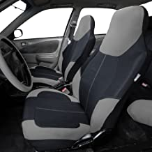 FH Group FB116GRAY115 Gray Neoprene Seat Cover Neo-Modern
