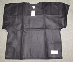 New Russell Athletic Mesh Black Football Jersey Blank Practice Size XL