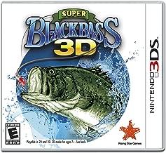 Super Black Bass 3D - Nintendo 3DS