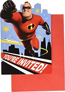 Best incredibles birthday invitations Reviews