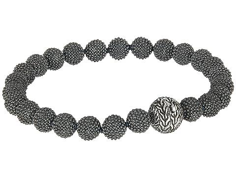 John Hardy Chain Jawan 8mm Bead Bracelet
