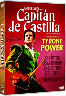 Capitán De Castilla espagnol