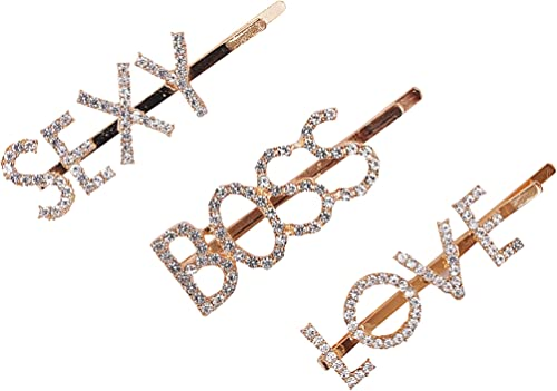 Vogue Hair Accessories Golden Color Trendy and Stylish Hair Pin Hair Clip