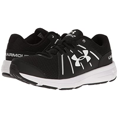 Under Armour UA Dash RN 2 (Black/White/White) Women