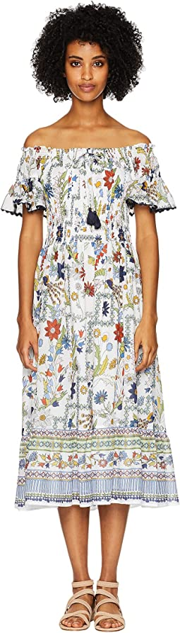 Meadow Folly Dress Cover-Up