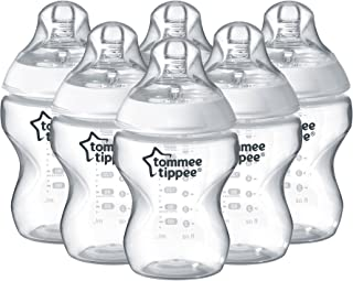Feeding Bottles Set (6-Pack) Tommee Tippee 260 Ml