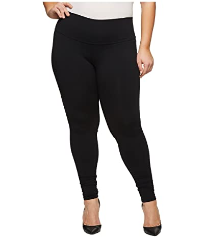 KARI LYN Plus Size Life-Changing Leggings (Black) Women