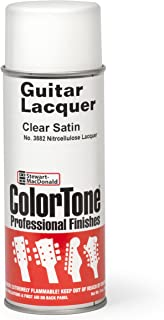 ColorTone Aerosol Guitar Lacquer, Clear Satin