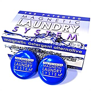 MLS Laundry System – Patented and Proven Laundry Detergent Alternative | Green, Non-Toxic and Eco-Friendly