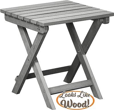 Amazon Com Outdoor Interiors 10070 Eucalyptus Folding