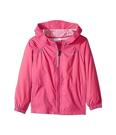 Columbia Kids Switchbacktm Rain Jacket (Toddler) (Pink Ice) Girl