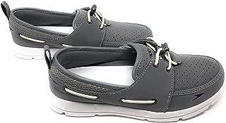 Women's Port Lightweight Breathable Water Shoe (10, Grey)