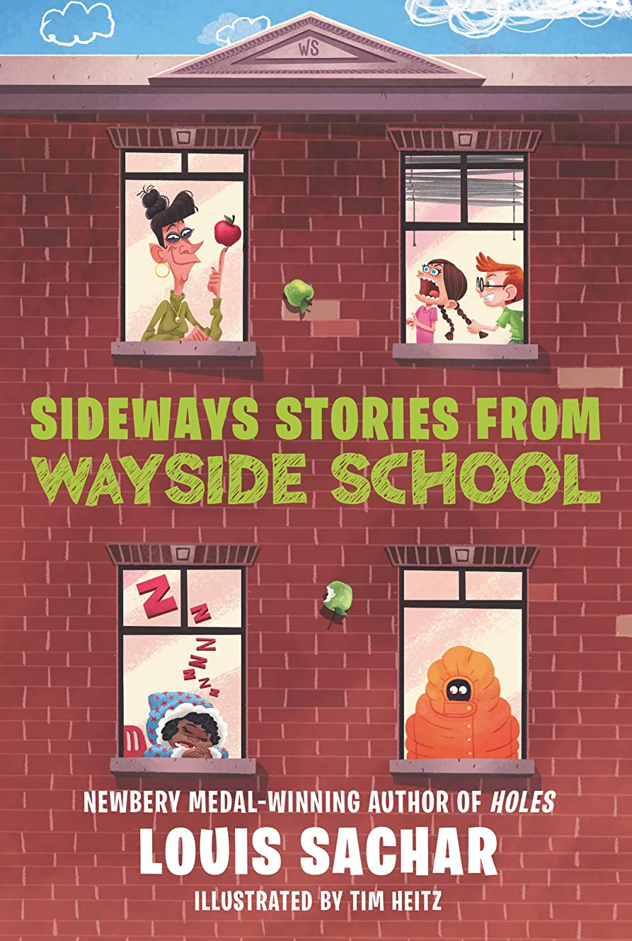 コールド部分的に復讐Sideways Stories from Wayside School (English Edition)