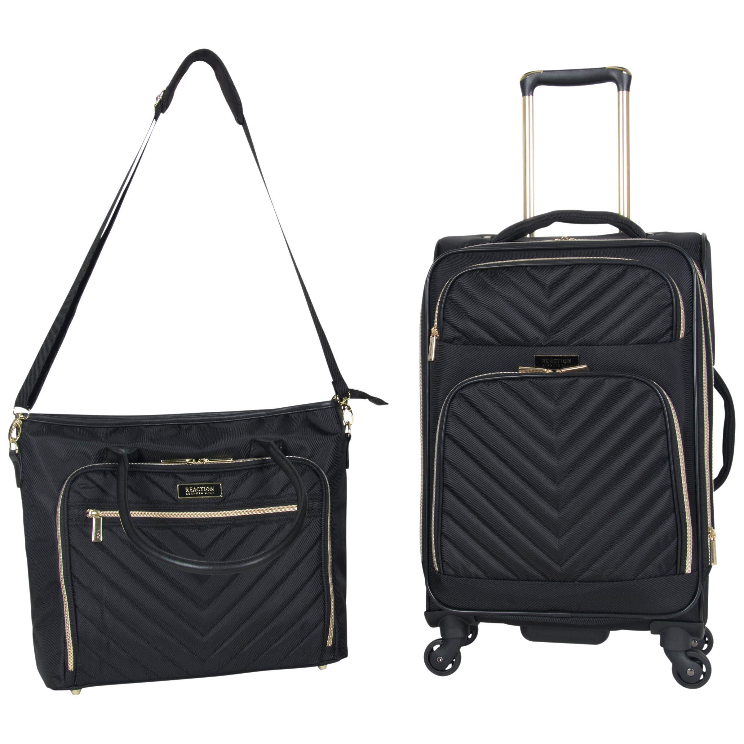Kenneth Cole Reaction Expandable Suitcase