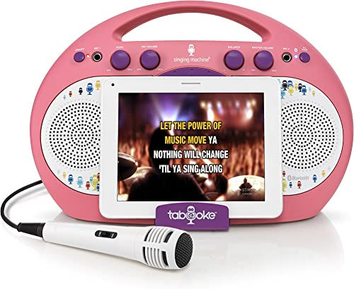 Singing Machine ISM398PP Karaoke System Home