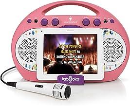 Singing Machine ISM398PP Karaoke System Home