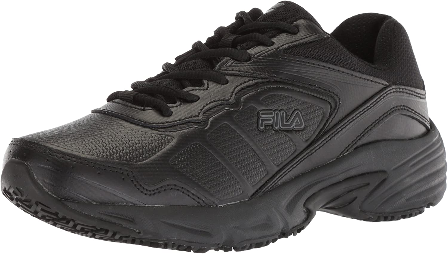 Fila Womens Runtronic Slip Resistant Running shoes Food Service shoes