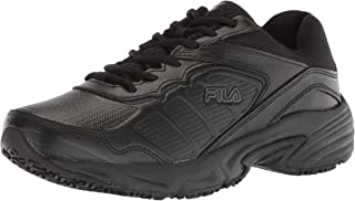 Fila Womens Runtronic Slip Resistant Running Shoe