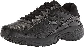 Fila Women's Runtronic Slip Resistant Running Shoe Food Service