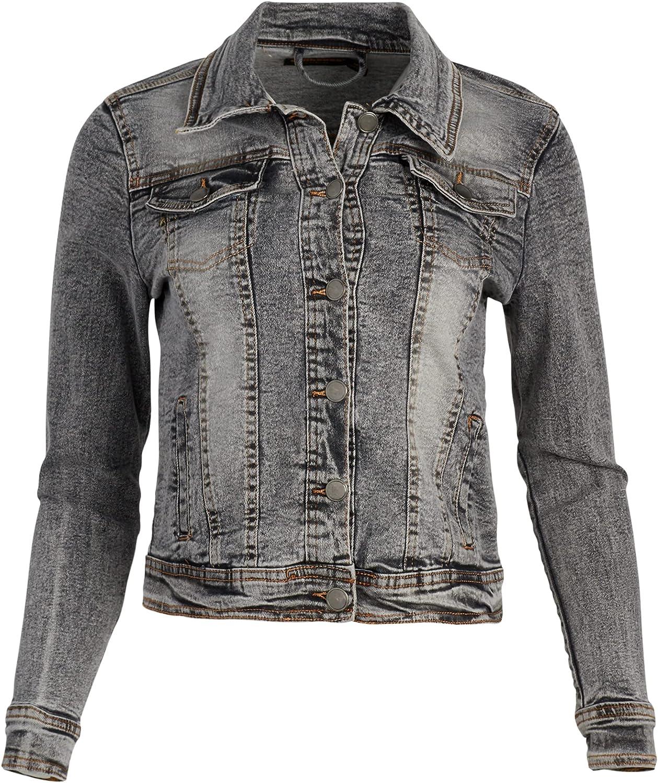 Philadelphia Mall dollhouse Junior Women's New York Mall Basic Denim Teens Jacket Jean You