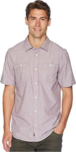 Lakewood Short Sleeve Woven