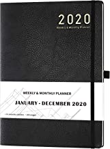 2020 Planner - Weekly & Monthly Planner, 8.5
