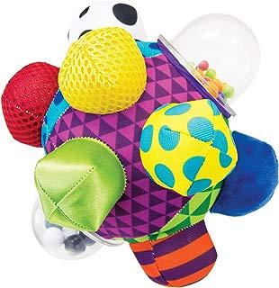 Sassy Developmental Bumpy Ball | Easy to Grasp Bumps Help...