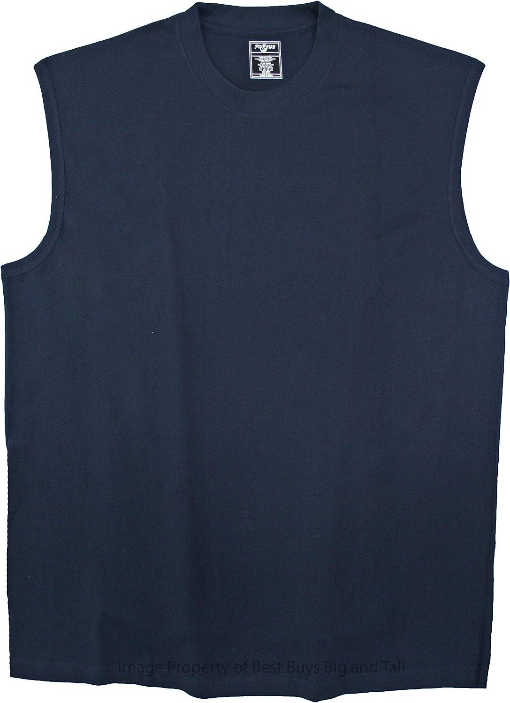 FOXFIRE Big and Tall Men's Muscle Tee Sleeveless Shirt