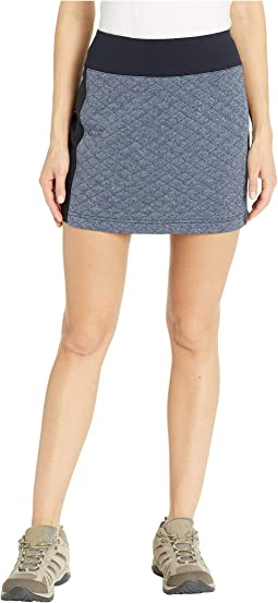 Diamond Peak Quilted Skirt