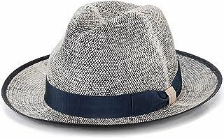 (テシ) TESI ハット 中折れハット 中折れ帽子 ストローハット ペーパー メンズ イタリア製 ペーパーハット 大きいサイズ 中折れ 父の日 春夏