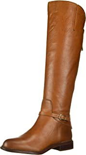 franco sarto cognac riding boots