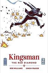 Kingsman: The Red Diamond #2 Kindle Edition
