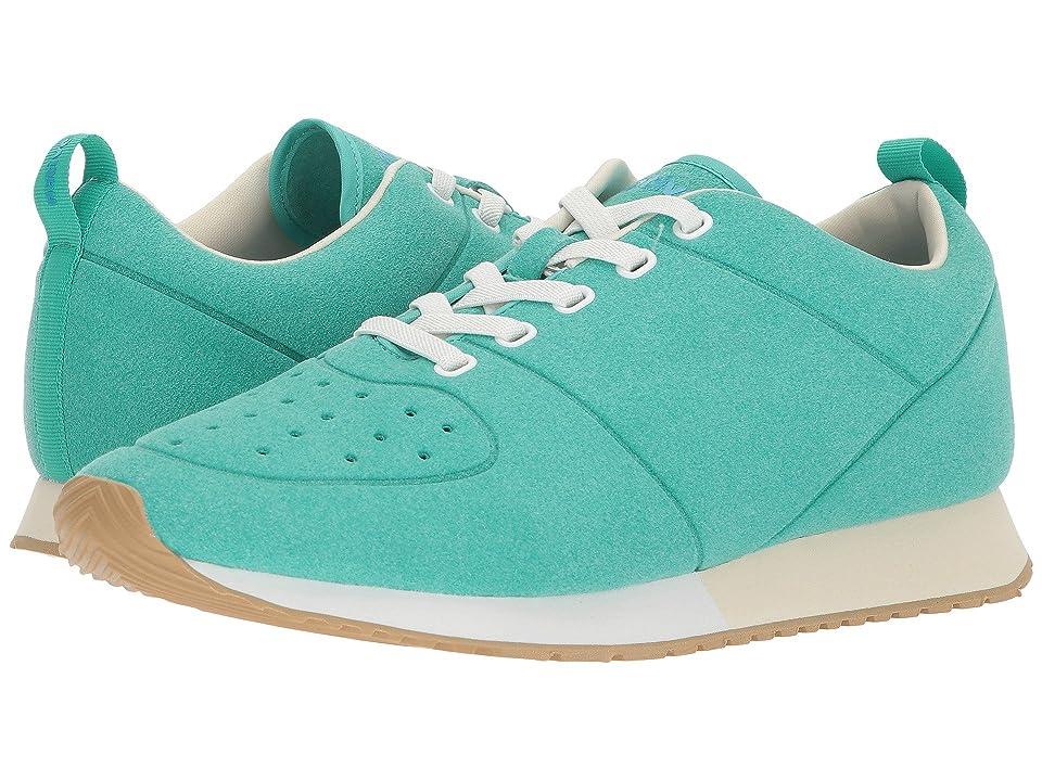 Native Shoes Cornell (Glass Green/Shell White/Bone White/Gum Rubber) Shoes