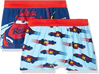 Disney Cars Boys Underwear Trunk (2 Pack)