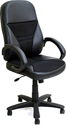 Daintree High Back Office Chair (Black)