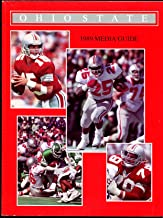 Ohio State Buckeyes NCAA Football Media Guide & Yearbook 1989-pix-stats-info-FN